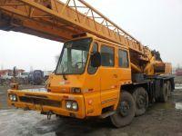 Used TADANO Truck Crane TG-500E