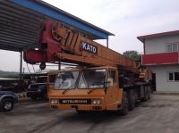 Used KATO Truck Crane NK-500E-V
