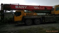 Supply Sany Truck Crane STC750