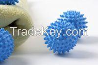 Washing Laundry Plastic Dryer Balls 4pcs/Pack Softener Helper Wash Ball
