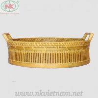 Bamboo basket(skype:kate.spear90)