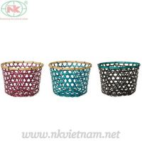 bamboo basket from viet nam
