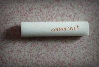 cotton wicks