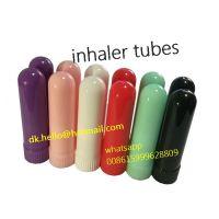 nasal inhaler tube aromatherapy inhaler salt inhaler essential oil inhaler blank tubes