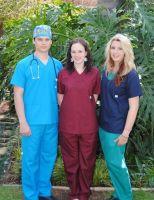 Medical scrubs