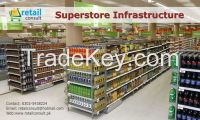 Superstore rack, Store rack, Cash & Carry rack, Display rack, Storage rack Manufacturer