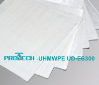 UHMWPE UD for Soft Ballistic Armor - ES300