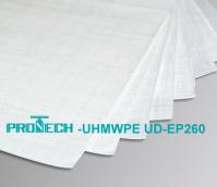 UHMWPE UD for Hard Ballistic Armor - EP260