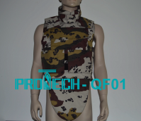 Full Protection Styles bulletproof vest- QF01
