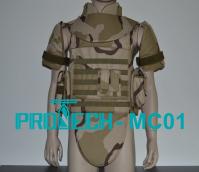Tactical Bulletproof Vest - MC01