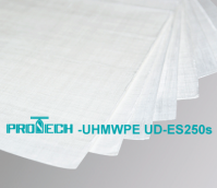 UHMWPE UD for Soft Ballistic Armor - ES250s (searching by textile category)