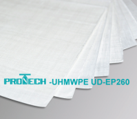 UHMWPE UD for Hard Ballistic Armor - EP260 (searching by textile category)