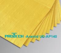 Aramid UD for Hard Ballistic Armor - AP140