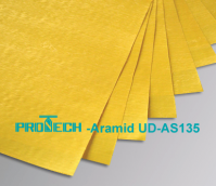 Aramid UD for Soft Ballistic Armor - AS135