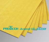 Aramid UD for Soft Ballistic Armor - AS230f