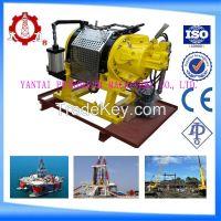 Dali Brand Pneumatic Air Tugger Winch 0;5 Ton-10 Ton