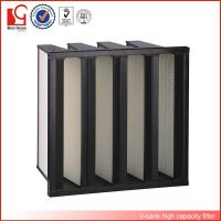 air filter, bag filter, pocket filter, HVAC filter, HEPA filter, pre filter