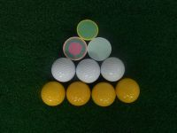 B111 hot sell golf rang ball  professional golf ball