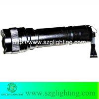 professional 10W LED flashlight torch