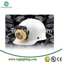GL5-C miner cap lamp with 15000lux IP68 waterproof headlamp