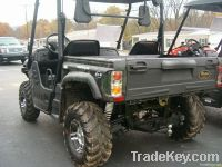 Automatic(CVT) 500cc side by side utility vehicles 4x4 UTV for sale