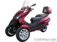 150cc 4 stroke 3 wheel motorcycles moped scooters