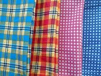 Yarn dyed Cotton Flannel Fabric products supplier