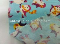 Reactive printed 100% Cotton Flannel Fabric