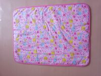 Cotton baby diaper of different printing