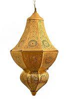 Brass hanging lamp attaractive bright light