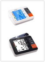 Pangao Arm Digital Blood Pressure Monitor with Blue or White Back-light