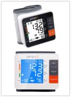 Wrist Voice Electronic Blood Pressure Monitor with LCD Back-light