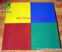 safty rubber tiles for kindergarten floor