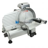 Electric Stainless Steel Meat Slicer 8'' 20cm Blade Commercial