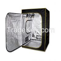 Indoor Reflective Aluminum Inlined Hydroponics Grow Tent Room 1.2mx1.2mx2m