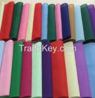 Pocketing Fabric T/C Fabric Dyed/Bleached