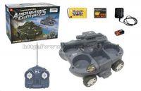 Amphibious R/C Tank (Shooting Rubber bullet)