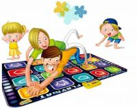 TWIST AND MOVE PLAYMAT