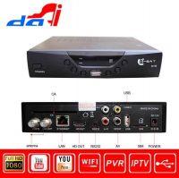 best Q-sat Q13g hd dstv decoder gprs satellite receiver iptv set top box