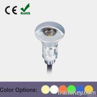 0.3/0.6W Aluminum LED Decking Light 12V Outdoor Waterproof