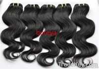 cheap Hot selling Natural color brazilian remy human Virgin Hair