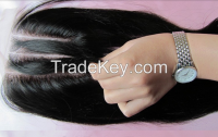 "High quanlity 100% human hair lace top closure 4""x4""  brazilian hair  body wave natural colour"