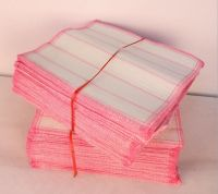 6-layer 30*35cm Thickened Wood Fiber Wiper Cleaning Cloth