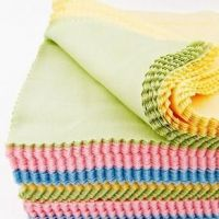 Microfiber Glasses Cleaning Cloth/Lens Cleaning Cloth