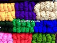 50% wool 50% acrylic yarn for knitting/Hand Knitting Acrylic Yarn /100% Acrylic Yarn