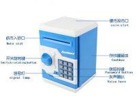 Code digital money boxes