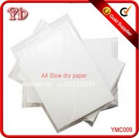 A4 Heat Transfer Paper Tshirt A3 sublimation paper A4 Inkjet Heat Transfer Paper