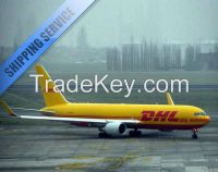 China to south africa door to door by air shipping service include tax