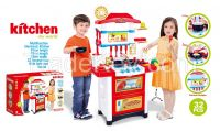 2015  Intelligent child kitchenware playing set toys