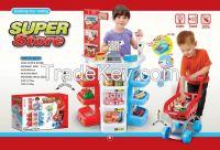 2015 new child luxury supermarket play toys
